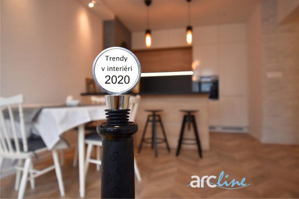 Trendy v interiéri 2020