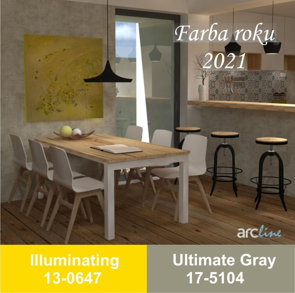 Farba roku 2021